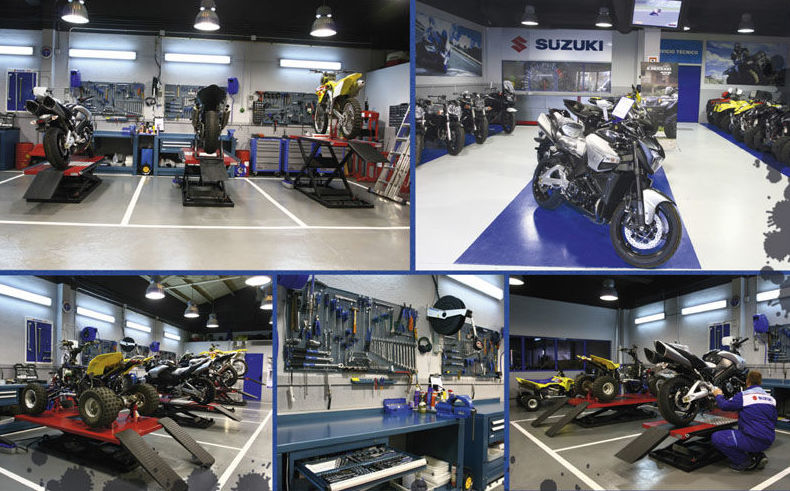 Boutique de motos en San Sebastian de los Reyes