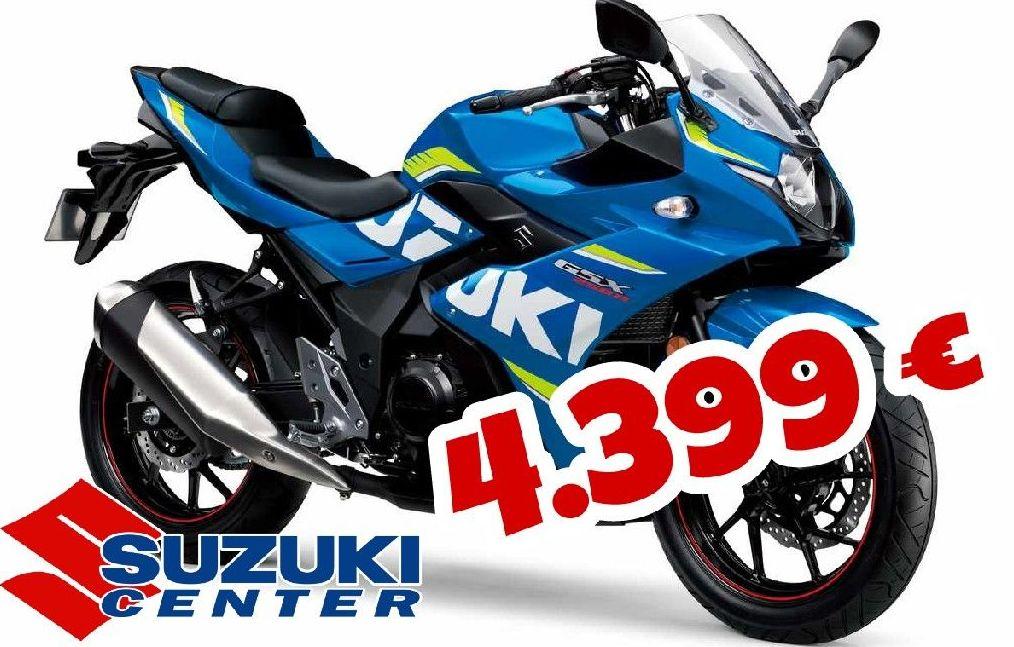 Suzuki Gsx 250 R