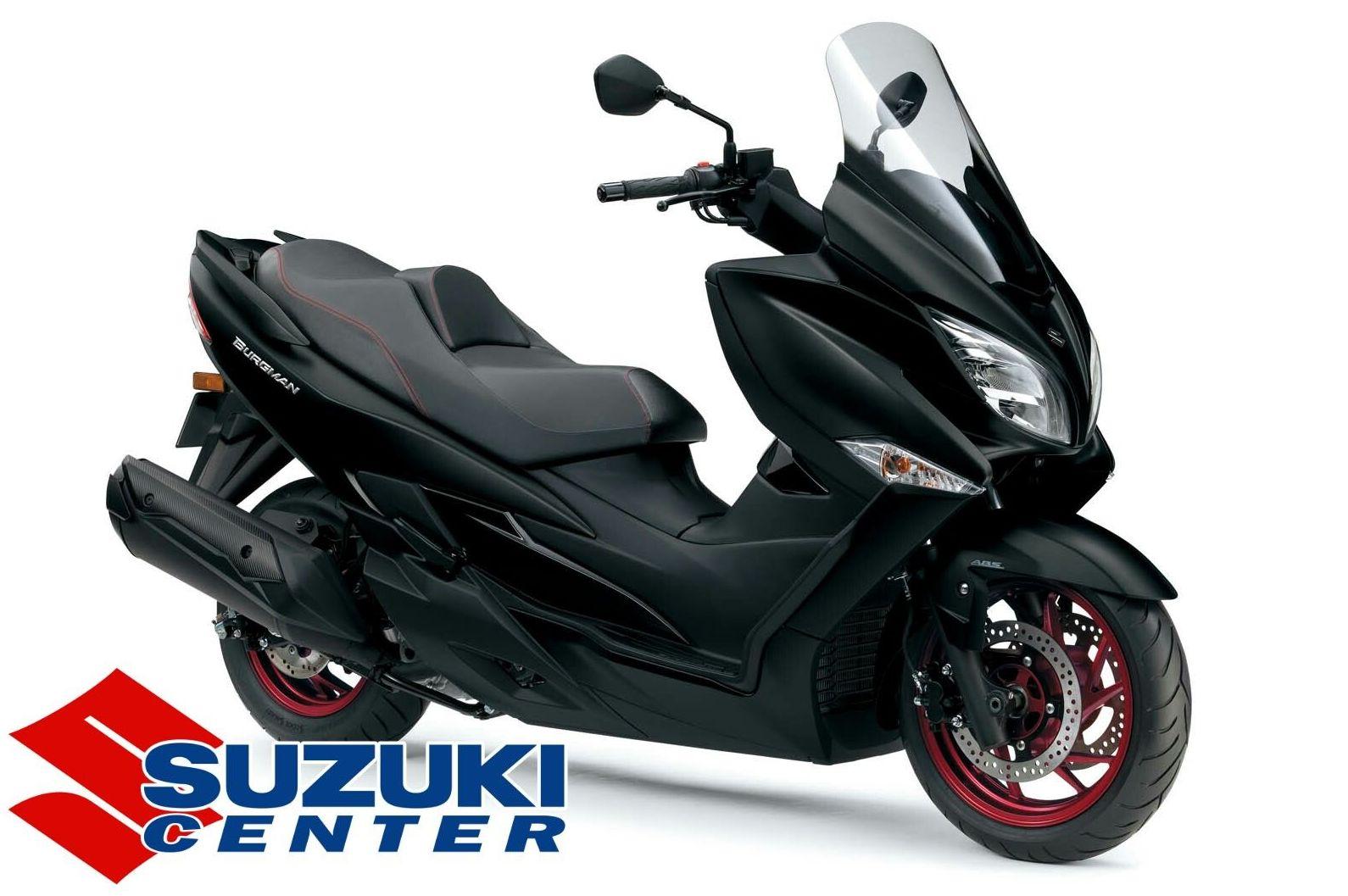 SUZUKI BURGMAN 400: Motos, boutique y accesorios. de Suzuki Center (San Sebastian de los Reyes)