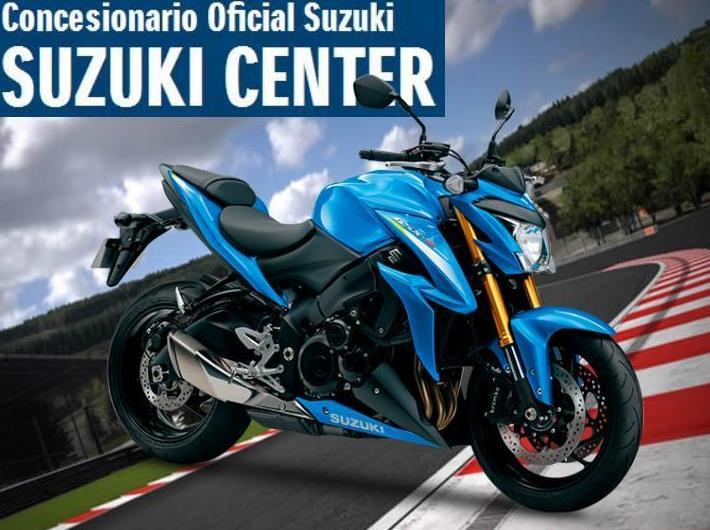 Promociones: Motos, boutique y accesorios. de Suzuki Center (San Sebastian de los Reyes)