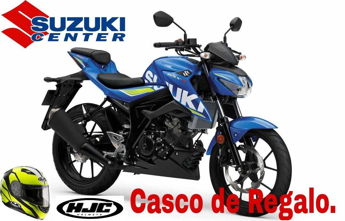 Suzuki Gsxs 125