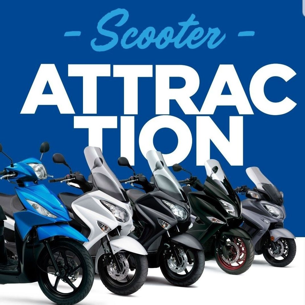 Scooter ATTRACTION