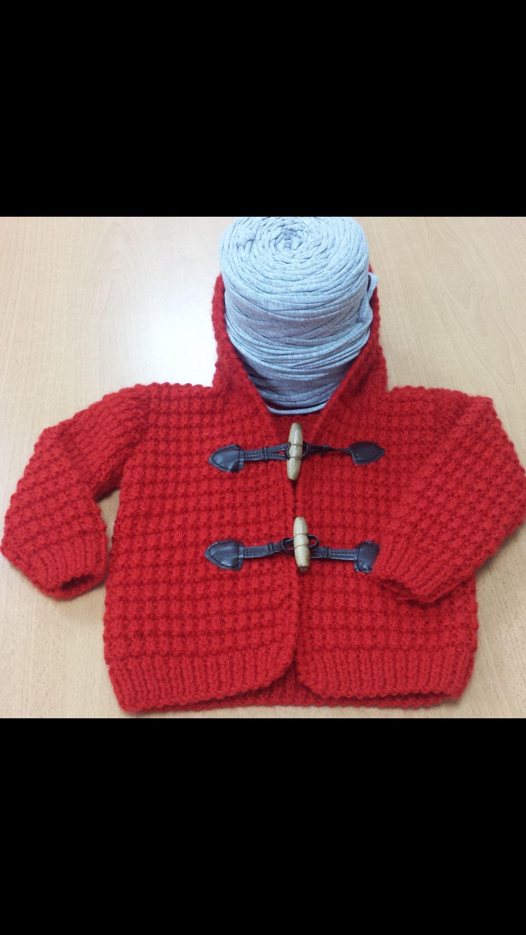 Ropa de lana para bebés