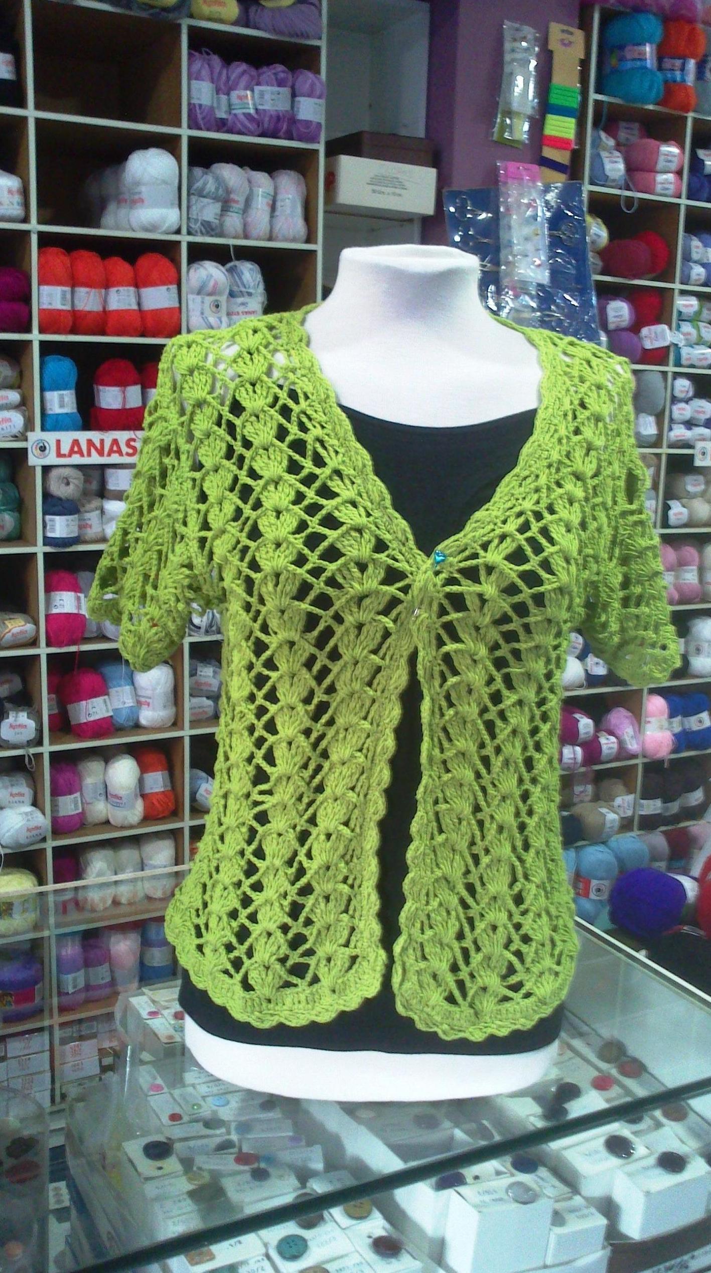 prendas de lana Madrid