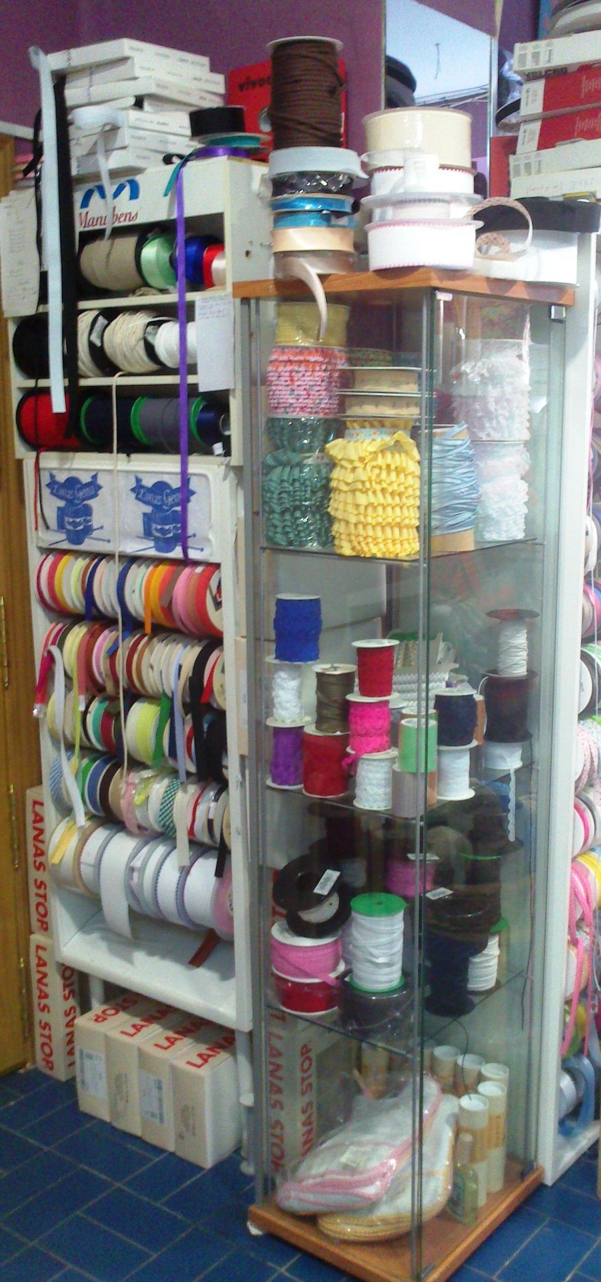 Marcas de lanas : Stop y Katia