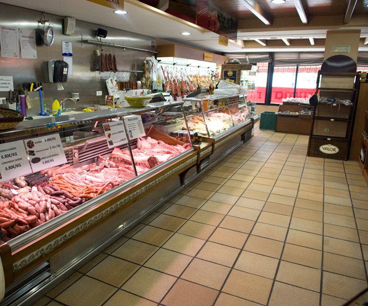 venta de carne de Teruel