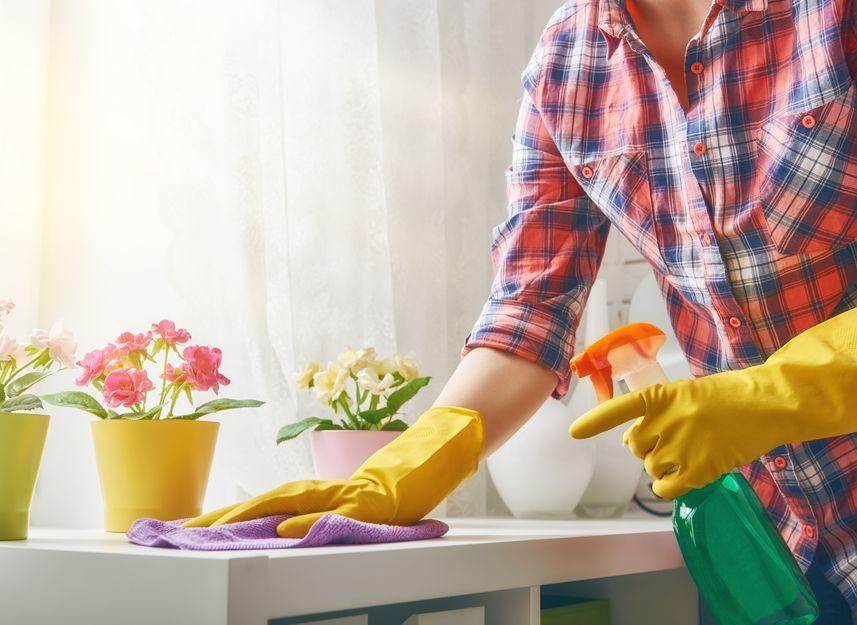 Empresa de limpieza en Alcalá de Henares