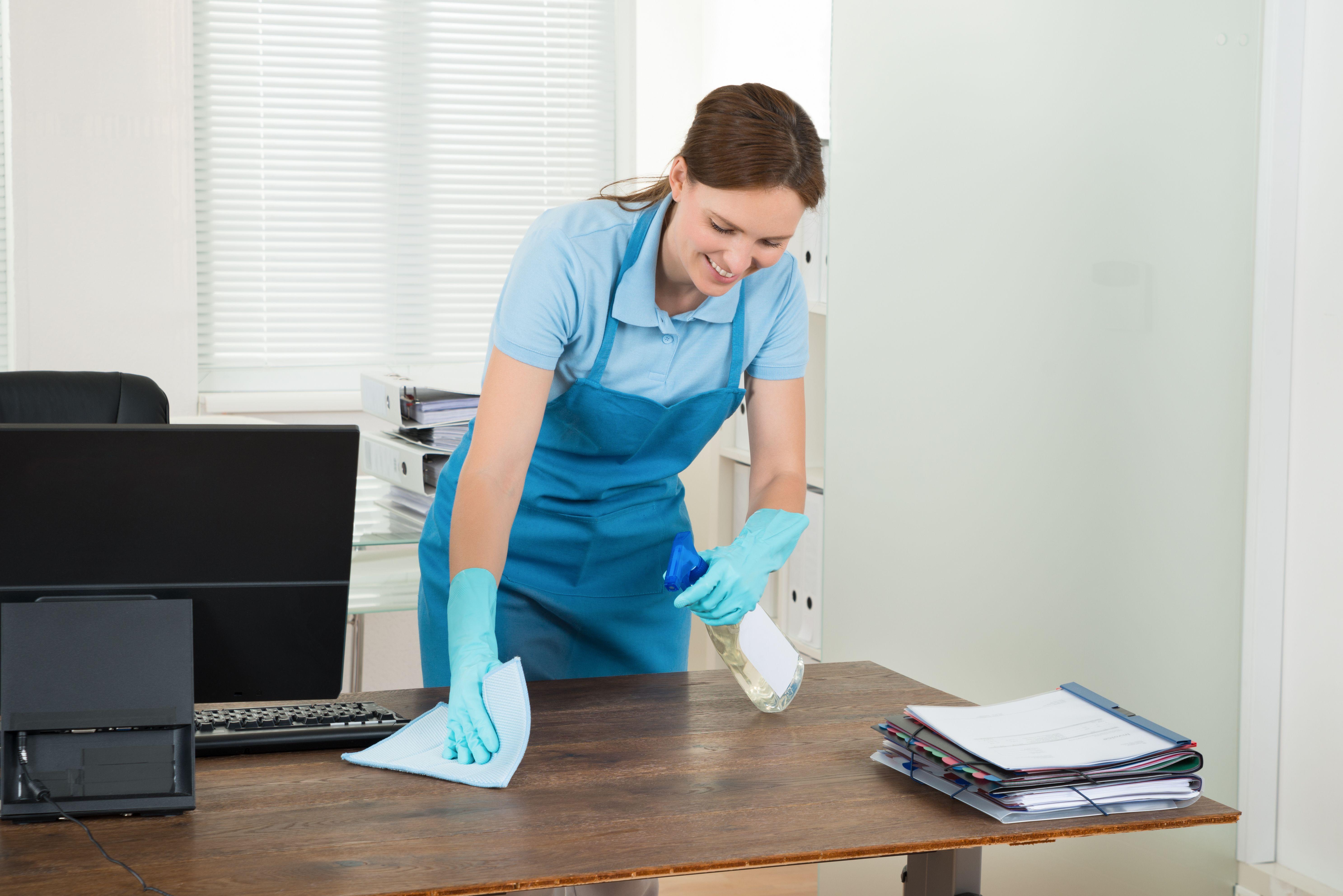 Limpieza de oficinas: Servicios de Tu Solución 24h