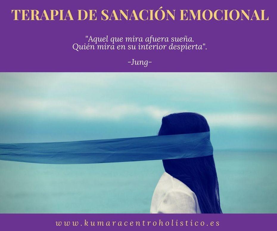 Terapia de sanación emocional
