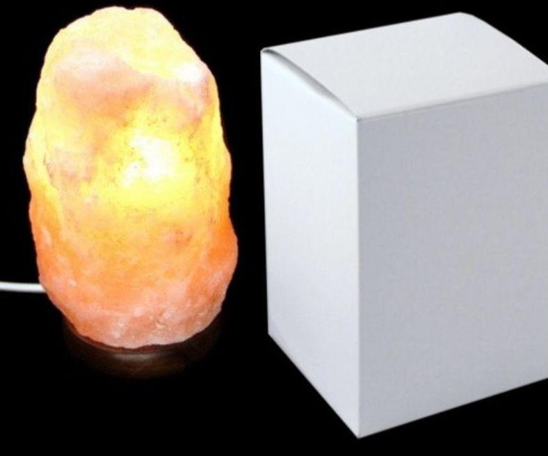 Lámpara sal del Himalaya