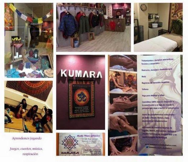 ¿Qué es Kumara, centro holísitico?
