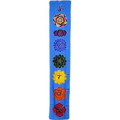 Banner chakra celeste