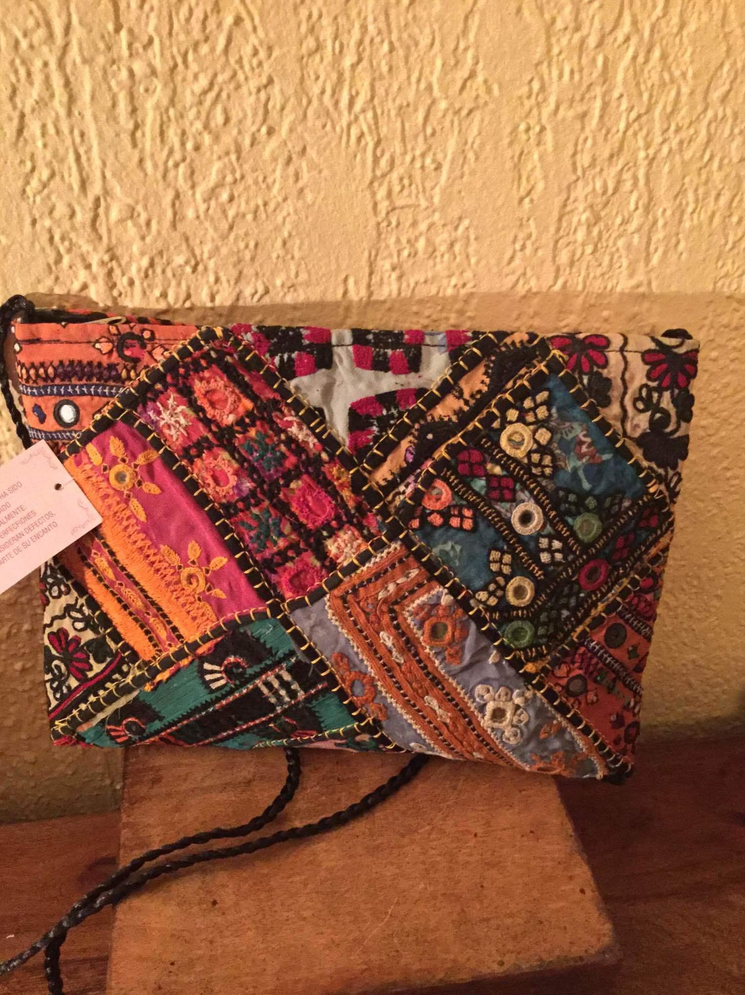 Bolso patchwork: Terapias y actividades de Kumara Centro Holístico
