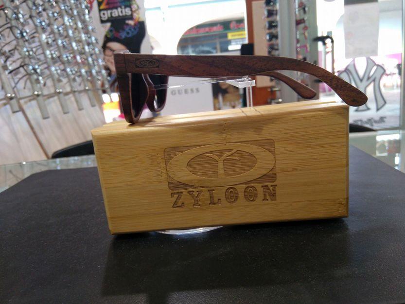 Gafas de madera Zyloon