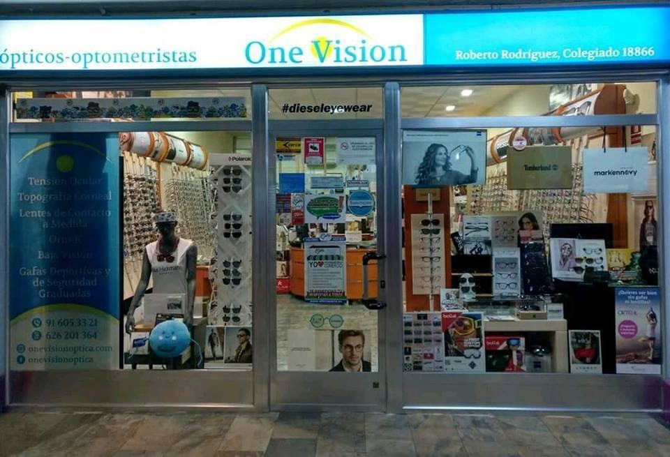 Foto 1 de Óptica en Parla | One Vision