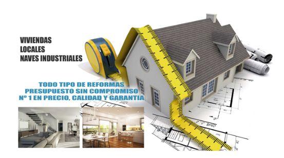 Construcción y reformas en Madrid