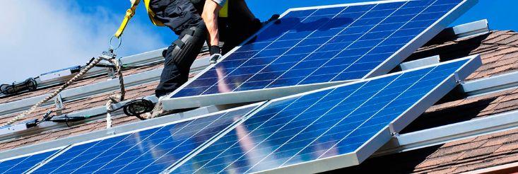 Energías renovables en Las Rozas, Madrid