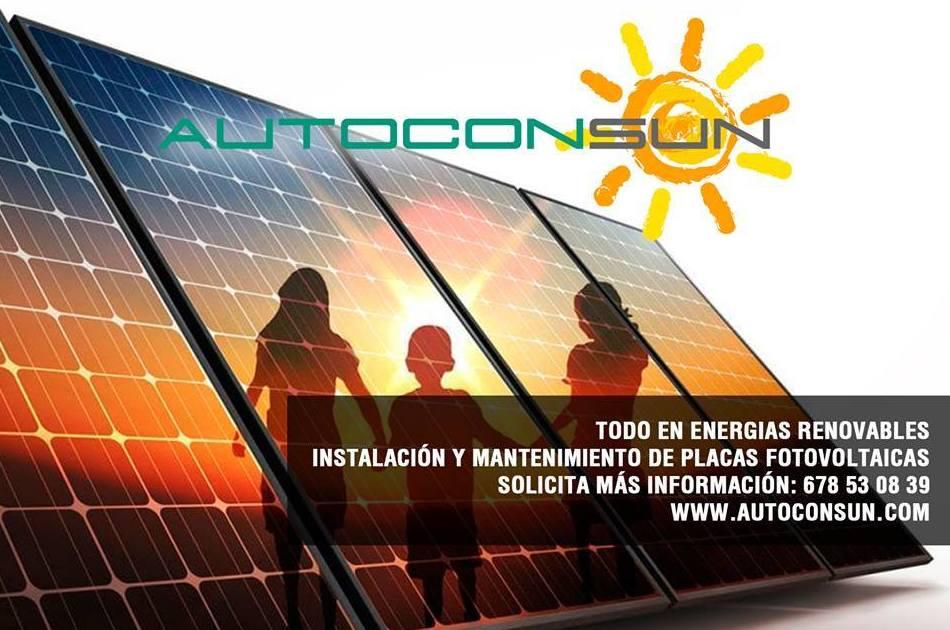 La energía solar fotovoltaica empieza a ver el sol...