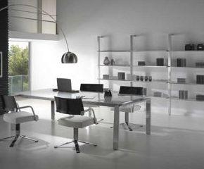 Muebles para despachos y librerías
