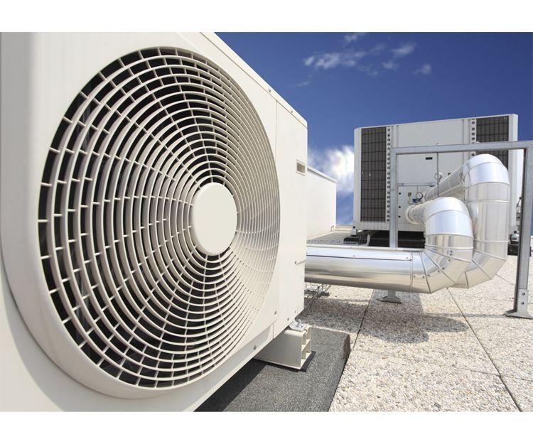 Climatización de edificios