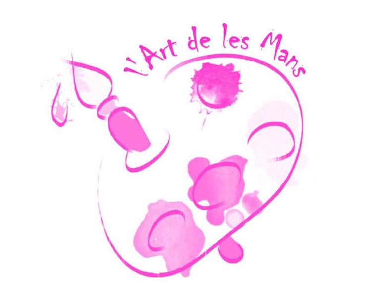 L'Art de les Mans se viste de rosa contra el cáncer