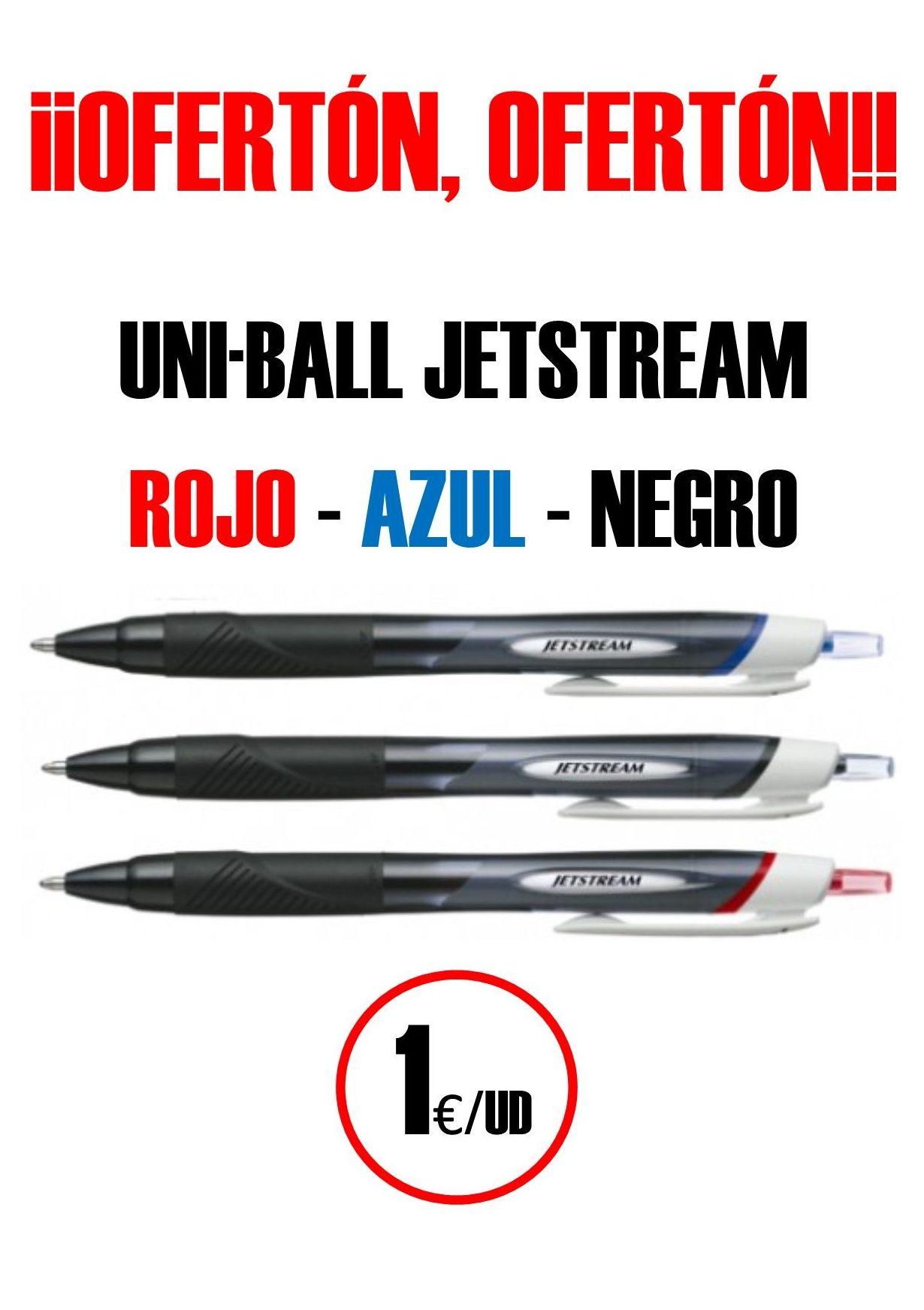 Ofertón: bolígrafos
