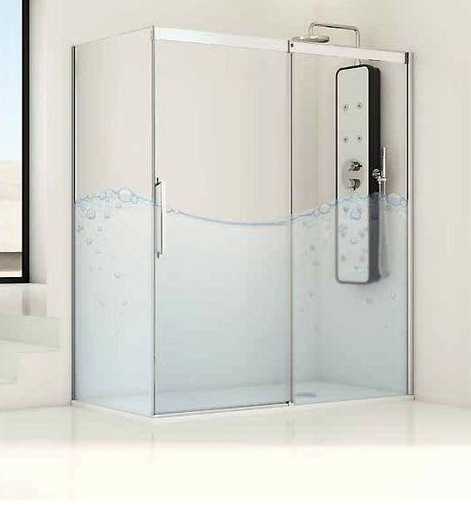 Mamparas de ducha de las mejores marcas en Granada