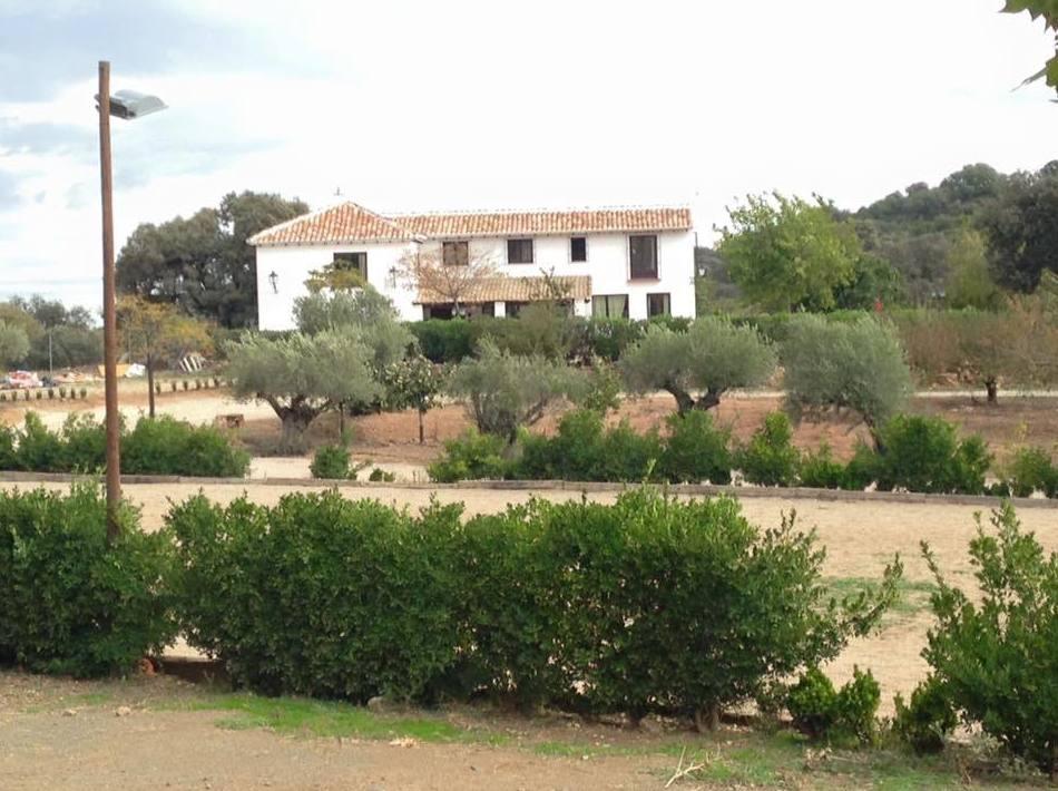 Finca rural en Málaga