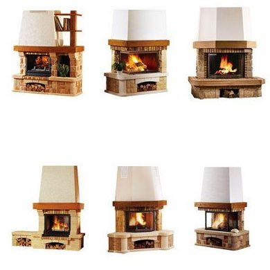 Chimeneas rústicas: Productos de Chimenea's