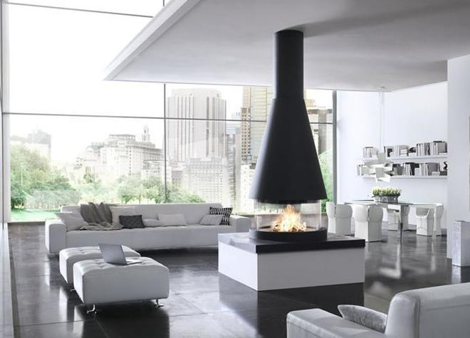 Empresa especializada en chimeneas y estufas en Oviedo