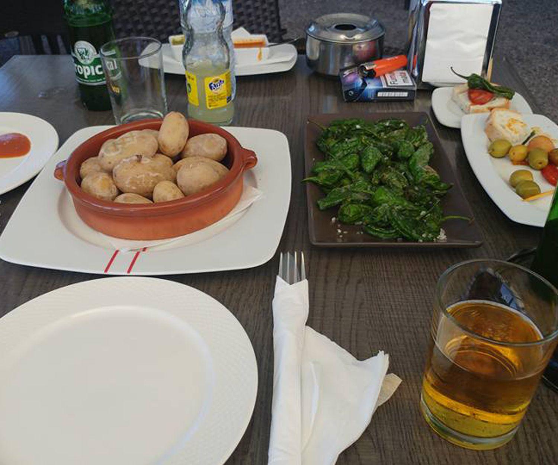Cocina andaluza y canaria en Arrecife