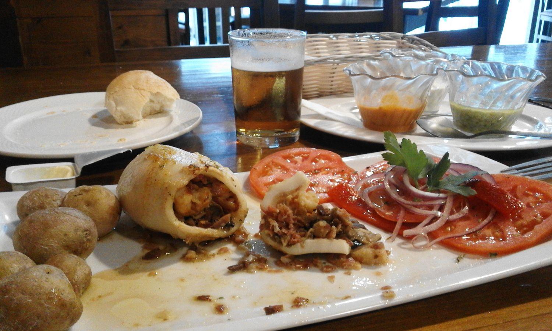 Restaurante con menú del día en Arrecife