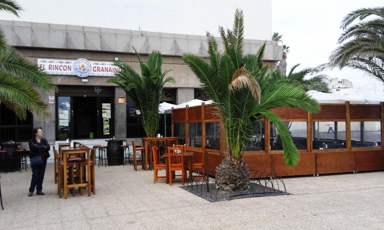 El RIncón Granaino restauarnte en Arrecife, Las Palmas