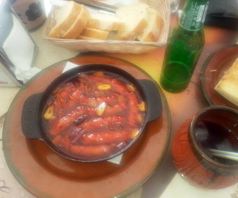 Cocina mediterránea en Canarias