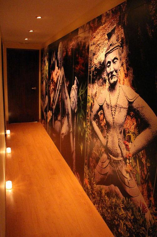 Centro de masaje tailandés y spa situado en Madrid centro