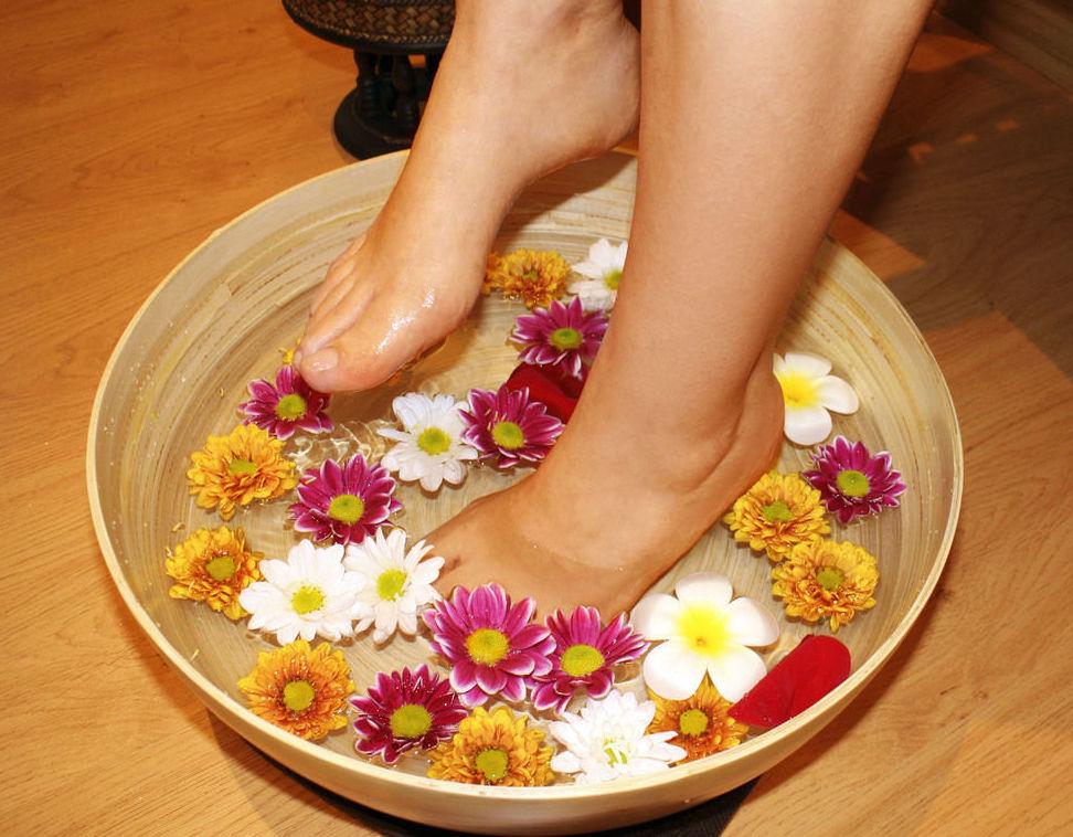 Ritual de lavado de pies