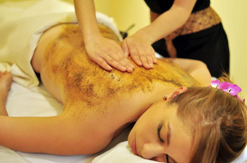 Tratamientos exfoliante corporal
