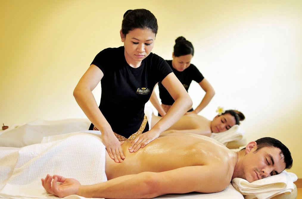 Centro de masajes tailandeses en Madrid centro
