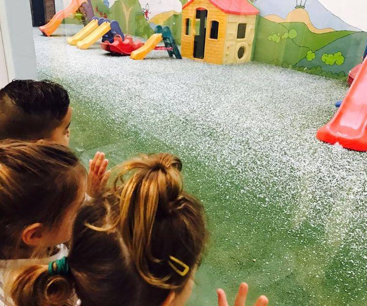 Guardería infantil bilingüe en Valencia