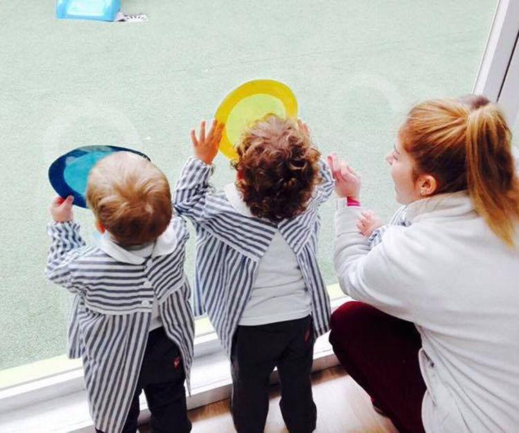 Babies in English en Valencia