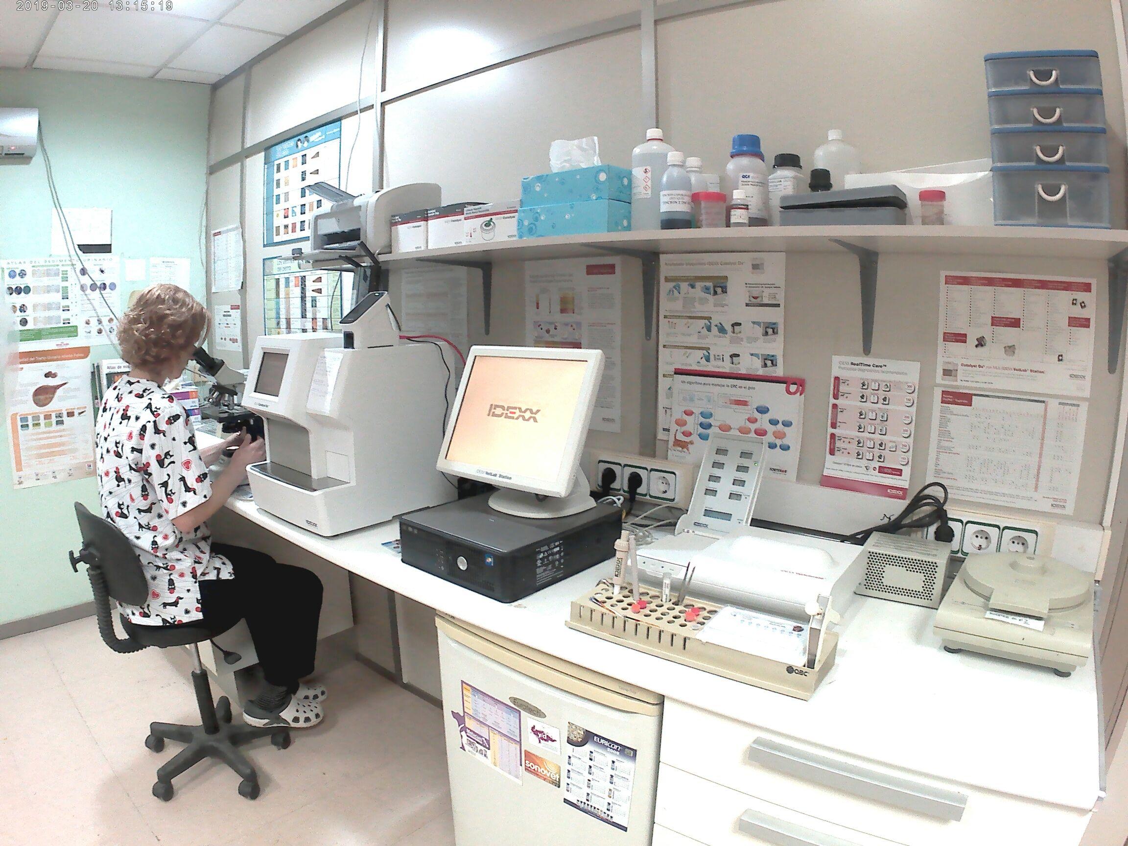 Laboratorio veterinario en Mataró