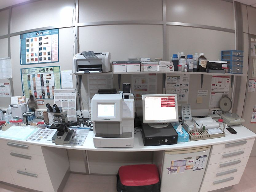 Clínica veterinaria en Mataró