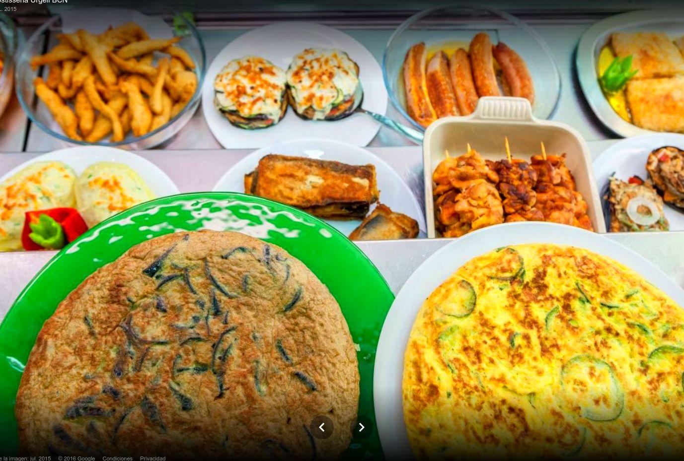Comida preparada para llevar Barcelona|Rostisseria Urgel Bcn