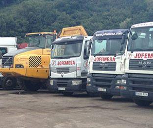 Realizamos transporte de todo tipo de mercancías: Productos y Servicios   de Jofemesa