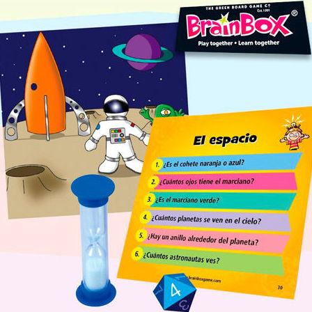 BrainBox de los pequeñines. 5025822934024