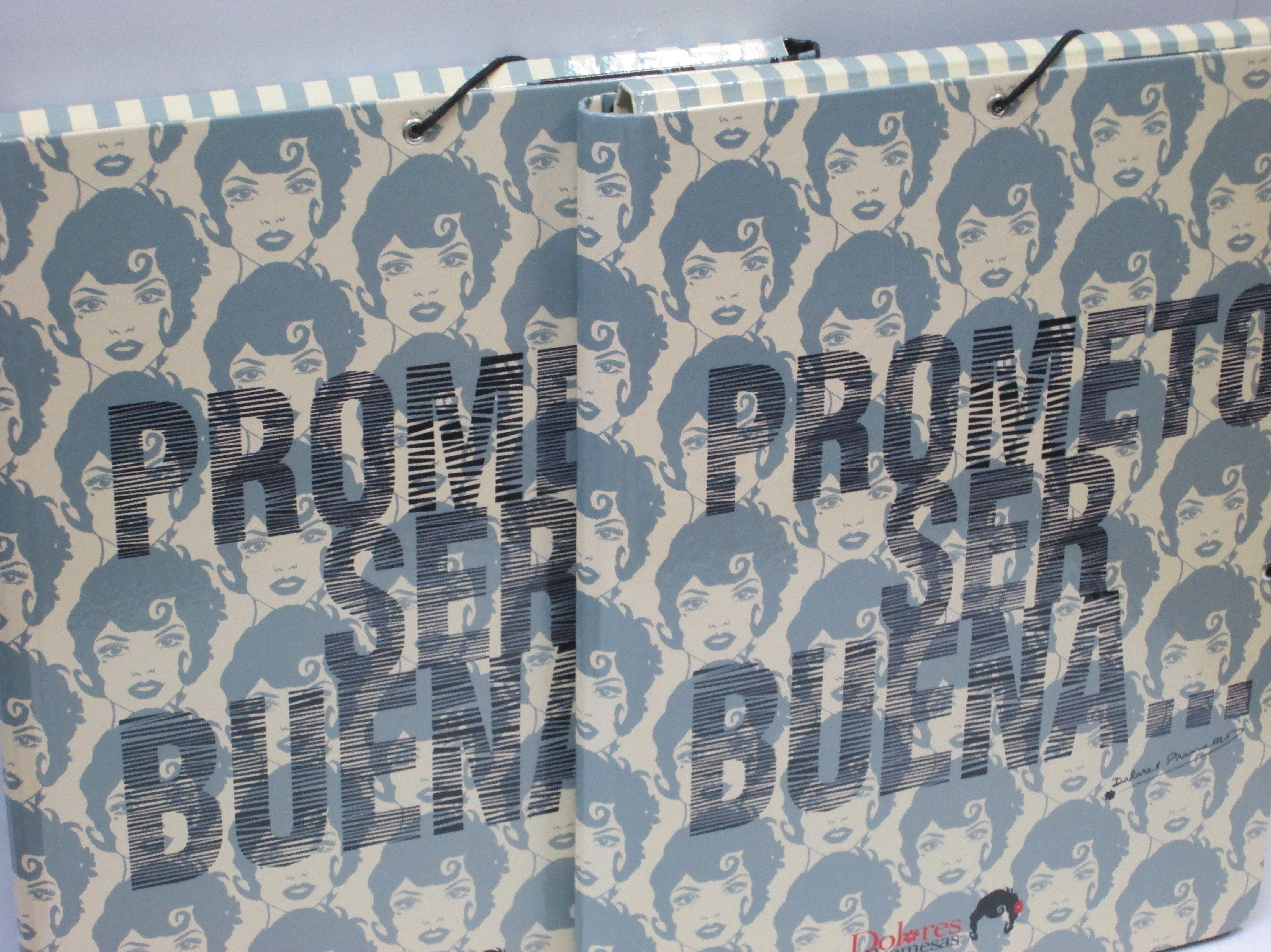 Carpeta Dolores Promesas