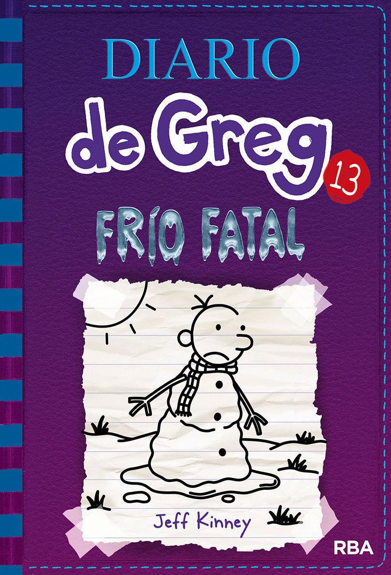 Diario Greg 13. Frío fatal