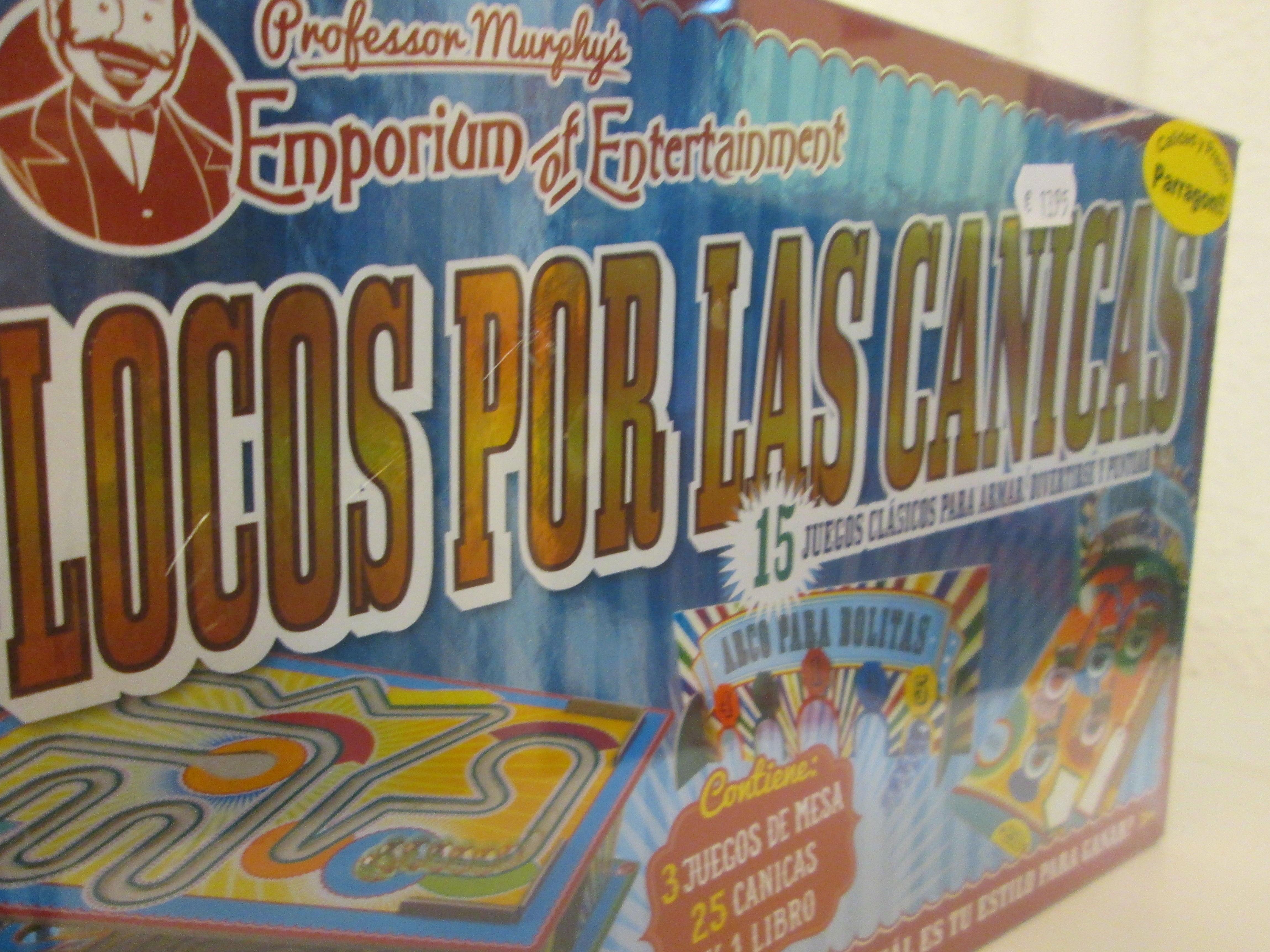 LOCOS POR LAS CANICAS