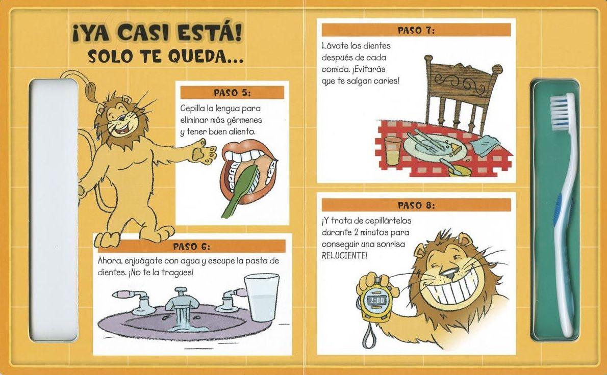 Aprende a lavarte los dientes. Susaeta Ediciones, S.A.