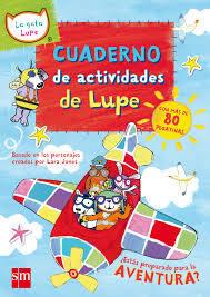 Cuaderno de actividades de Lupe